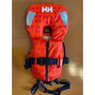 ヘリーハンセン(HELLY HANSEN)のHELLY HANSEN(ヘリーハンセン)キッズライフジャケット 20-35kg(マリン/スイミング)