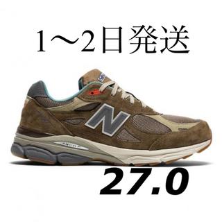 New Balance - bodega new balance 990v3  27センチ