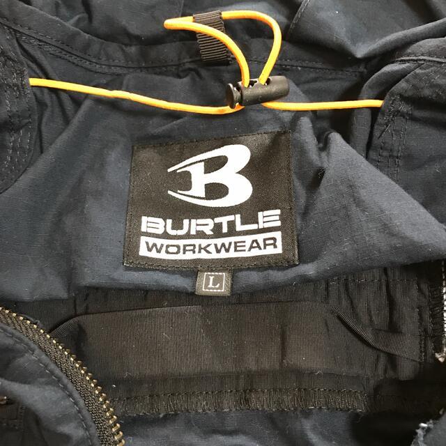 BURTLE(バートル)のBURTLE バートル  エアークラフト  L 空調服  ベスト   メンズのトップス(ベスト)の商品写真