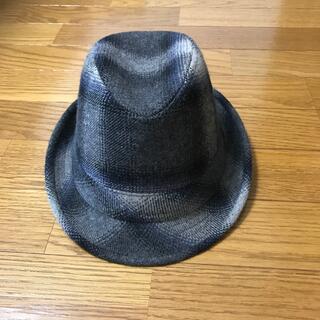 ザラ(ZARA)のZARA メンズ 中折れハット 帽子(ハット)