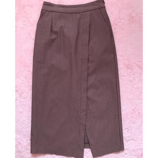 センスオブプレイスバイアーバンリサーチ(SENSE OF PLACE by URBAN RESEARCH)の膝下スカート SENSE OF PLACE(ひざ丈スカート)