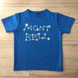 mont bell - モンベル 半袖tシャツ キッズ 110