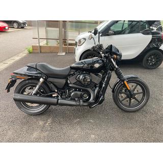 Harley Davidson - XG750ストリート中古2015年2万km車検2021年8月