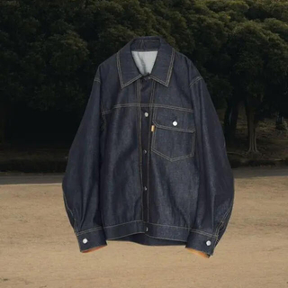 ryo takashima デニムジャケット Mサイズ