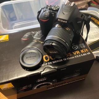 Nikon - D3500 18-55VR Kit