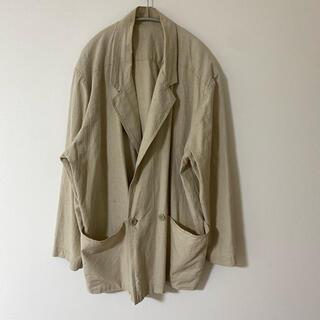 Yohji Yamamoto - y's for men linen jacket