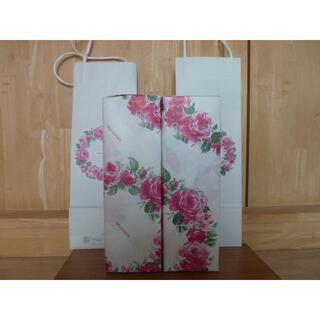森伊蔵 金ラベル 高島屋包装品 2本 (1本売り相談可) 手提げ袋付 720ml(焼酎)