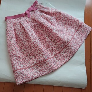 M'S GRACY - カタログ色違いスカート ピンク38