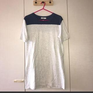 ミルクフェド(MILKFED.)のミルクフェド  Tシャツ ワンピース(ミニワンピース)