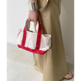 L'Appartement DEUXIEME CLASSE - 新品★アパルトモン★L.L.Bean  Canvas Mini Tote Bag