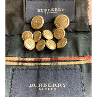 バーバリー(BURBERRY)のバーバリー メンズ紺ブレ用ボタン(その他)