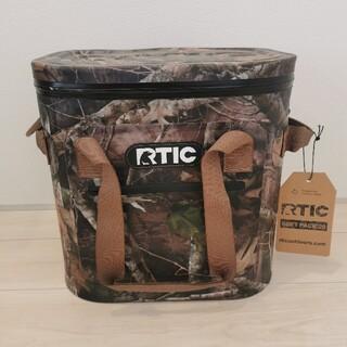 【新品未使用】Soft Pack 20  RTIC ソフトクーラーボックス カモ