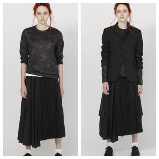 BLACK COMME des GARCONS - ギャルソン garçons コムデギャルソン スカート BLACK skirt