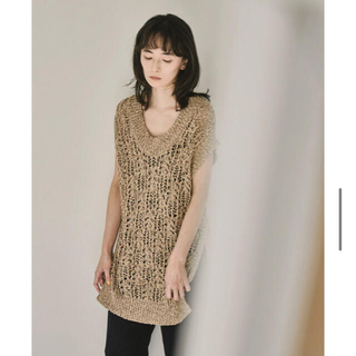 TODAYFUL - Crochet Knit Vest 今期夏物TODAYFUL 新品未使用