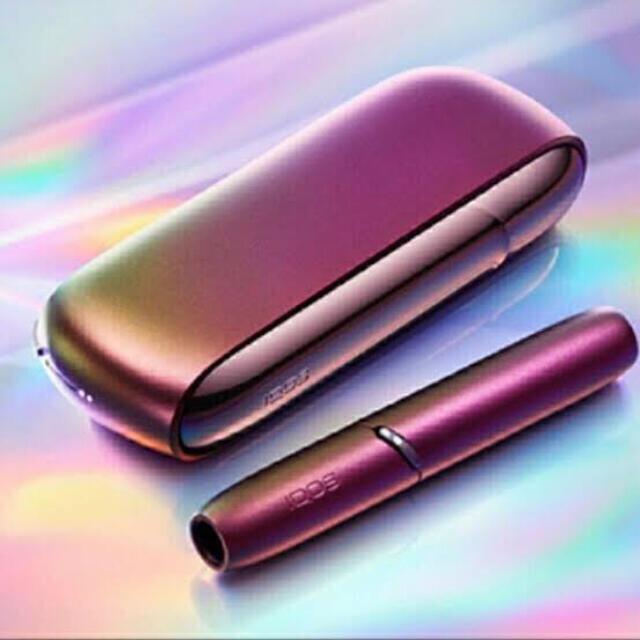 IQOS(アイコス)の限定色 プリズム アイコス3 DUO IQOS 本体 未開封 未登録  メンズのファッション小物(タバコグッズ)の商品写真