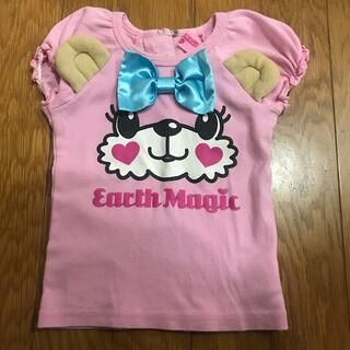 EARTHMAGIC - アースマジック Tシャツ 80〜90センチ