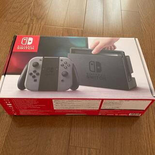 Nintendo Switch - Nintendo Switch グレー 本体  中古ジャンク扱い スイッチ