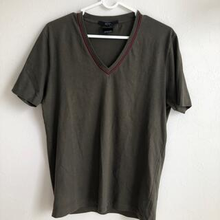 グッチ(Gucci)のGUCCI TシャツS(Tシャツ/カットソー(半袖/袖なし))