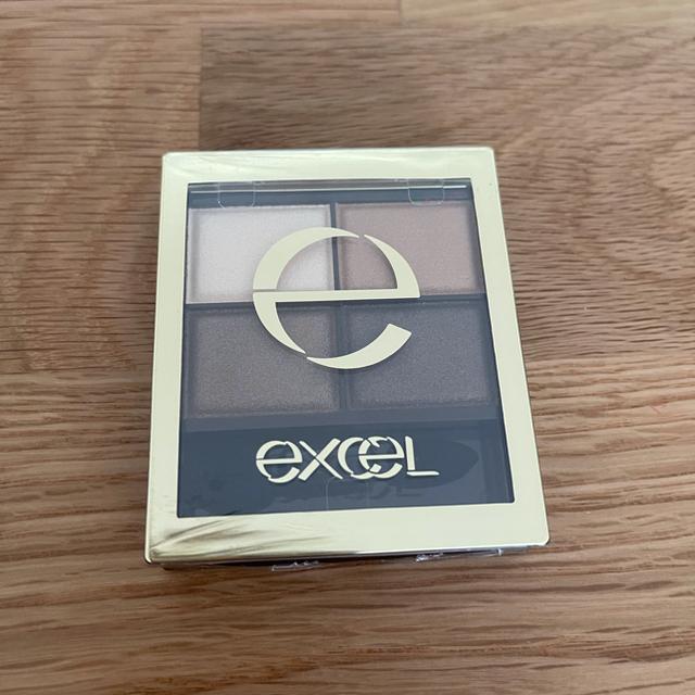 excel スキニーリッチシャドウSR02 コスメ/美容のベースメイク/化粧品(アイシャドウ)の商品写真