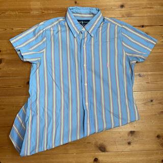 ラルフローレン(Ralph Lauren)のシャツワンピース(ひざ丈ワンピース)