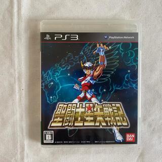 バンダイ(BANDAI)の聖闘士星矢戦記 PS3(家庭用ゲームソフト)