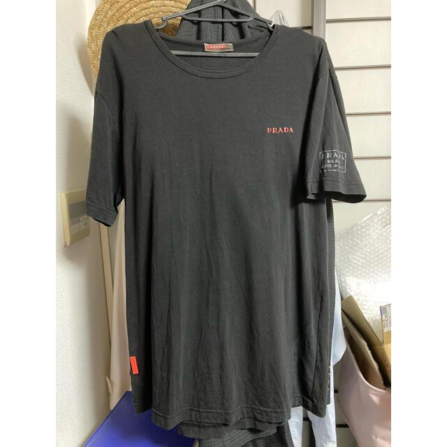 PRADA(プラダ)のプラダ Prada シャツ ビンテージ メンズのトップス(Tシャツ/カットソー(半袖/袖なし))の商品写真