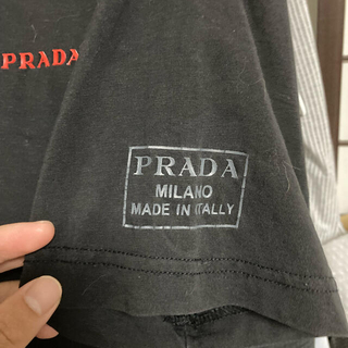 PRADA - プラダ Prada シャツ ビンテージ