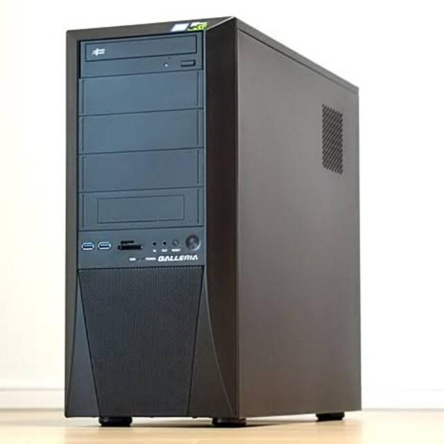 ◆極美品◆ガレリアZG RTX2080 super ゲーミングpc スマホ/家電/カメラのPC/タブレット(デスクトップ型PC)の商品写真