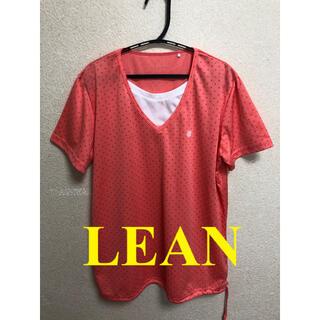 アシックス(asics)のアシックス LEAN   ウェアー   ヨガ レディース服 タンクトップ  ク(Tシャツ(半袖/袖なし))