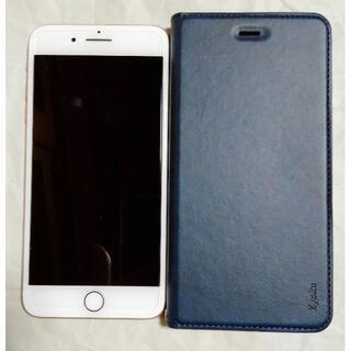 Apple - SIMフリー iPhone8 Plus 64GB ゴールド B89%