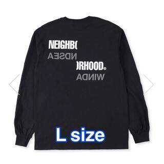 NEIGHBORHOOD - NEIGHBORHOOD x WIND AND SEA C-TEE LS