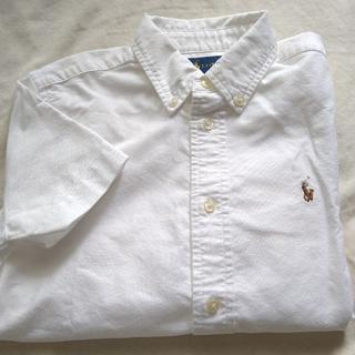 Ralph Lauren - ラルフローレン ブラウス ボタンダウンシャツ 130