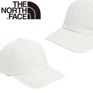 THE NORTH FACE - ザ ノースフェイス ノーム ハット キャップ 帽子 ホワイトNORM CAP