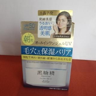 コーセーコスメポート(KOSE COSMEPORT)の黒糖精 プレミアム デイケアジェルUV(100g)(オールインワン化粧品)