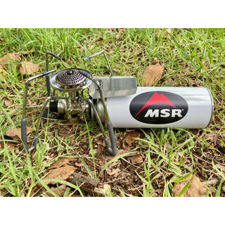 エムエスアール(MSR)の【MSR】CB缶 ボンベ ガス缶 マグネットカバー(ストーブ/コンロ)