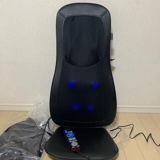 ドクターエア 3Dマッサージシートプレミアム ブラック(マッサージ機)