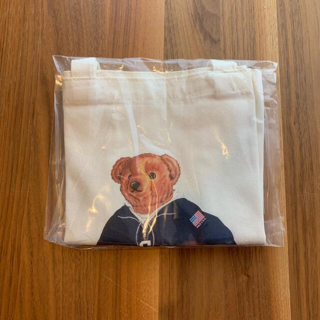 POLO RALPH LAUREN(ポロラルフローレン)のPOLO ポロベア ラルフローレン エコバッグ レディースのバッグ(トートバッグ)の商品写真