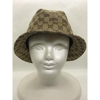 Gucci - GUCCI グッチ GG柄 バケットハット 帽子 メンズ レディース