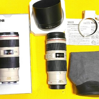 Canon - Canon EF 70-200mm F4L IS USM