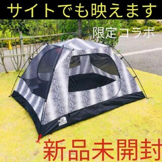 THE NORTH FACE - Supreme THE NORTH FACE STORMBREAK 3 TENT