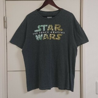 STAR WARS スターウォーズ Tシャツ ムービーロゴ 古着