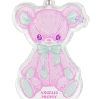 Angelic Pretty - Angelic Pretty ノベルティ はにかみベア