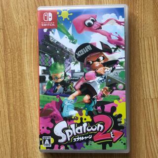 Nintendo Switch - スプラトゥーン2 ニンテンドースイッチ