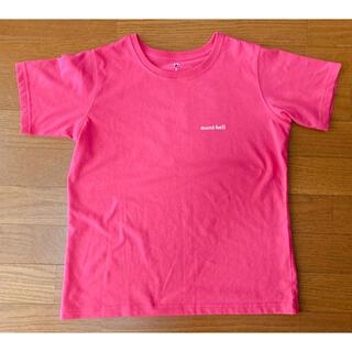 mont bell - mont-bell 吸汗速乾 半袖Tシャツ