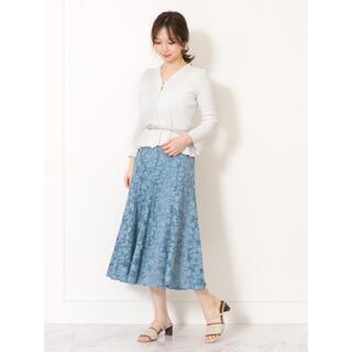 JILLSTUART - ジルスチュアート シェリーレーススカート