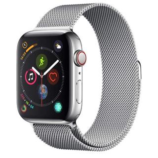 Apple Watch - Apple Watch Series 4 44mm GPS+CEL Silver