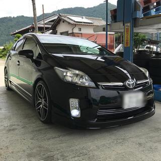トヨタ - 平成21年 トヨタ ZVW30 プリウス Sツーリング ローダウン 車検付