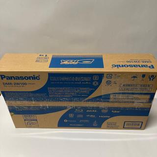 Panasonic - パナソニック  ブルーレイレコーダー DIGA DMR-2W100