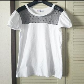 レッドヴァレンティノ(RED VALENTINO)のレッドヴァレンティノレーストップス(Tシャツ(半袖/袖なし))
