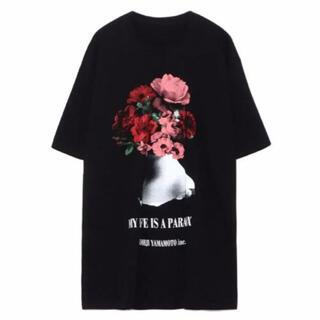 ヨウジヤマモト(Yohji Yamamoto)の【新品・未開封】ヨウジヤマモト サイト パラドックス Tシャツ(Tシャツ/カットソー(半袖/袖なし))